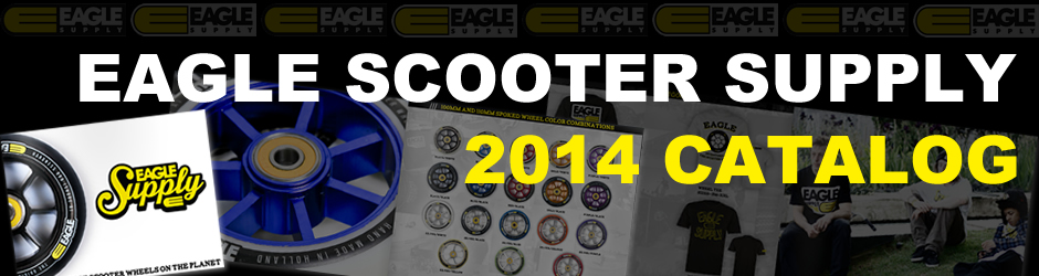 View Eagle Scooter Supply 2014 catalog