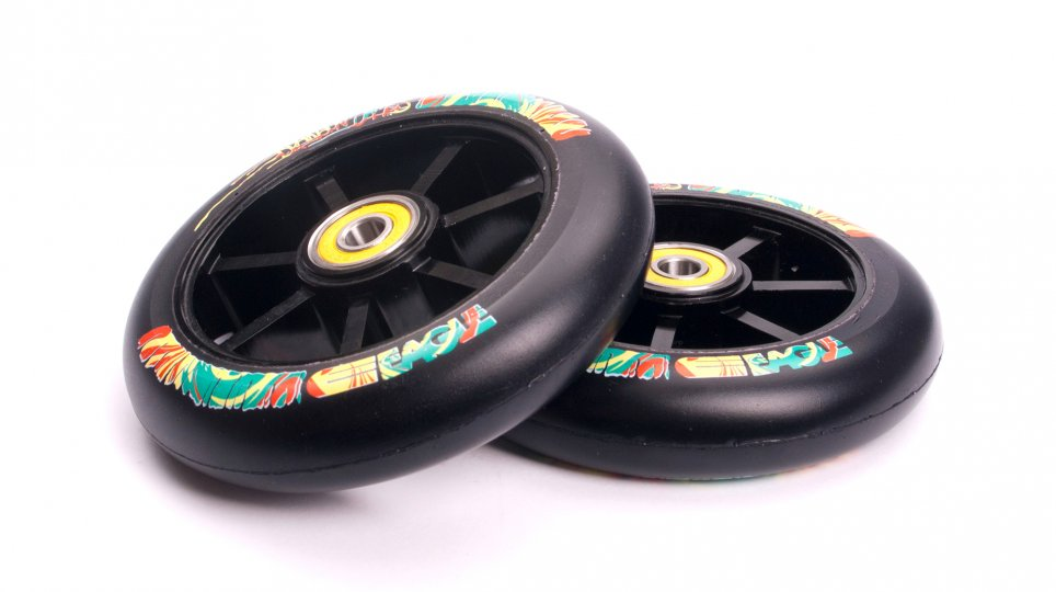 Fresh new wheels - Brandon James Signature wheels